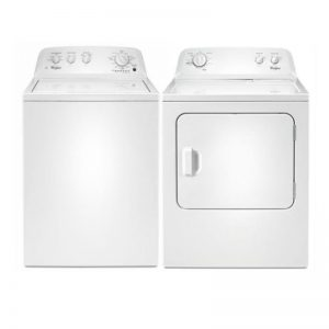 Appliance Rental Whirlpool Washer/Dryer Pair