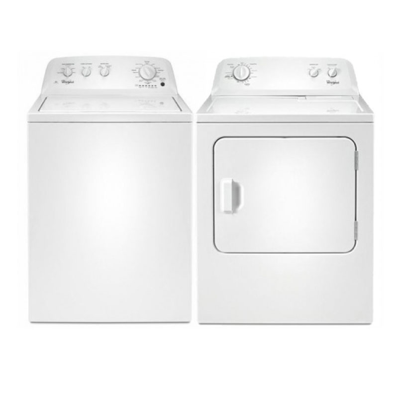 Whirlpool Cabrio Washer Dryer Pair With No Credit Needed At Rent1st