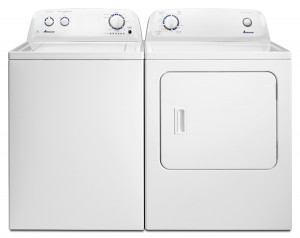 Appliance Rental Amana Washer and Dryer Pair
