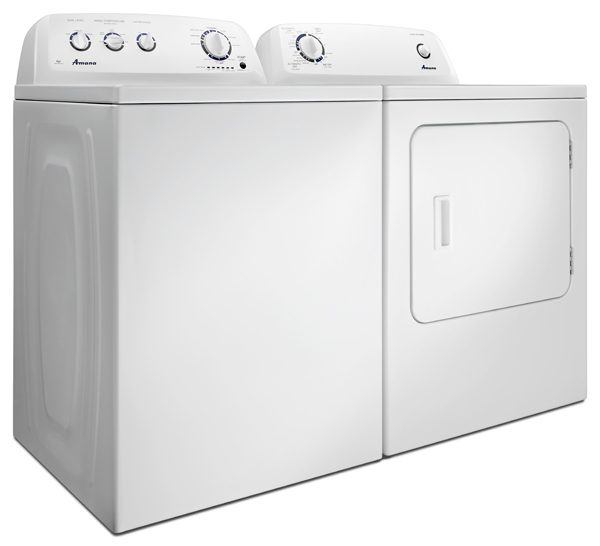 Appliance Rental Amana Washer/Dryer Pair