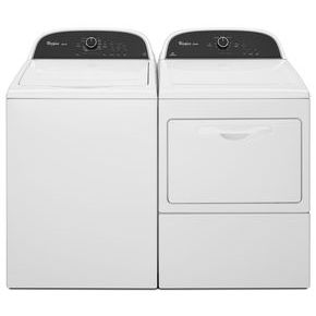 Appliance Rental Whirlpool Cabrio Washer and Dryer Pair