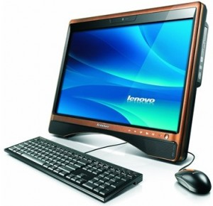 Lenovo 21.5 Inch Touchscreen Desktop