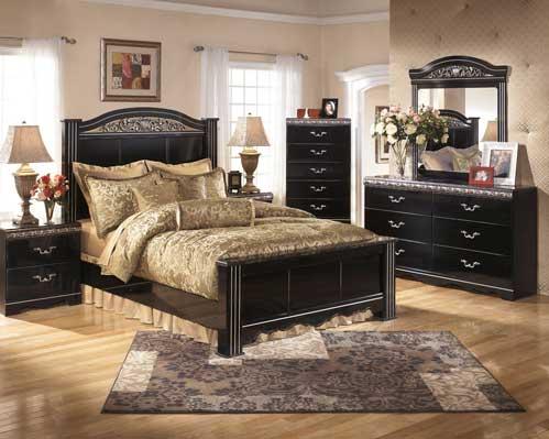 Ashley Constellations Queen Bedroom Set