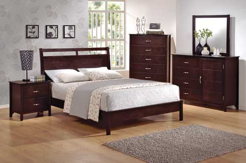 The Ian Queen Bedroom Set