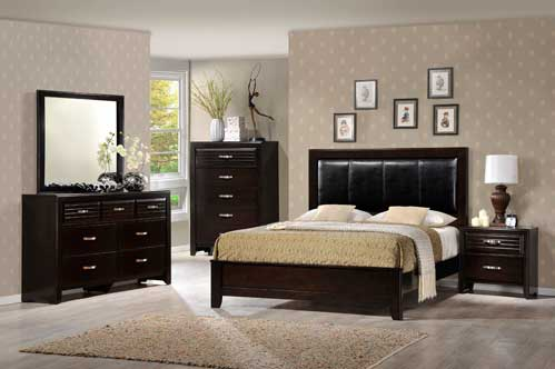 Jocelyn Queen Bedroom Set