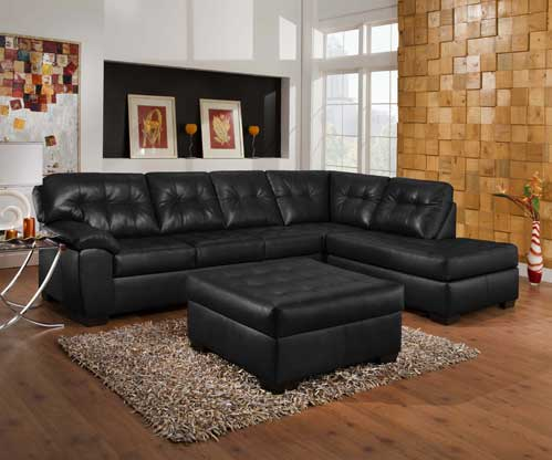 Simmons SOHO Sectional