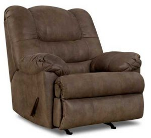 Rio Recliner in Chocolate
