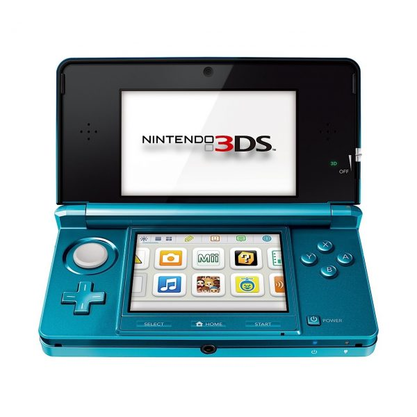 Nintendo 3DS-XL Gaming System - Blue