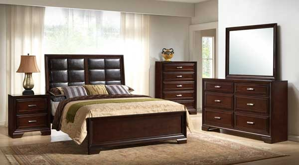 Jacob Queen Bedroom Set