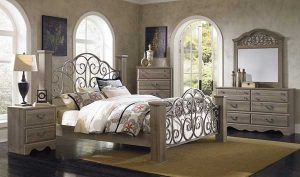 Timber Creek Queen Bedroom Set