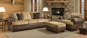 Simmons Lattimer Sofa Set