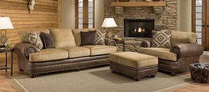 Simmons Lattimer Sofa Set