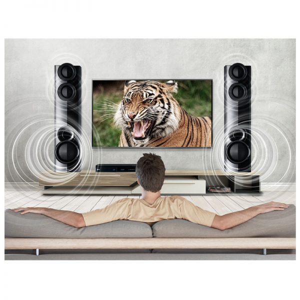 LG Home Theater System