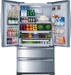 Crosley Bottom Mount French Door Refrigerator