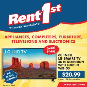 Tv Specials at Rent 1st