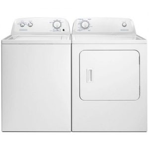 Crosley Washer and Dryer